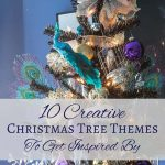10 Creative Christmas Tree Themes