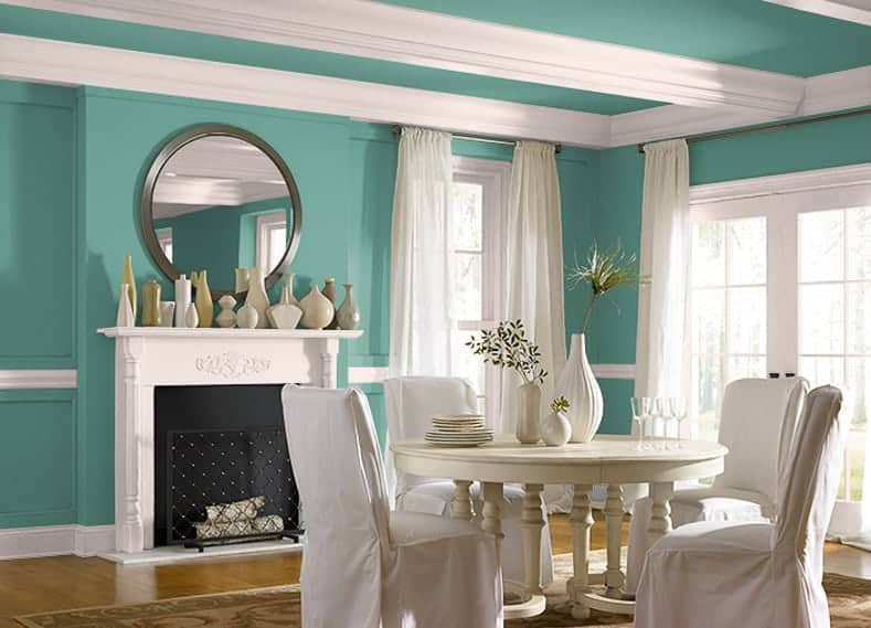 "Behr ""Jade Dragon"" 