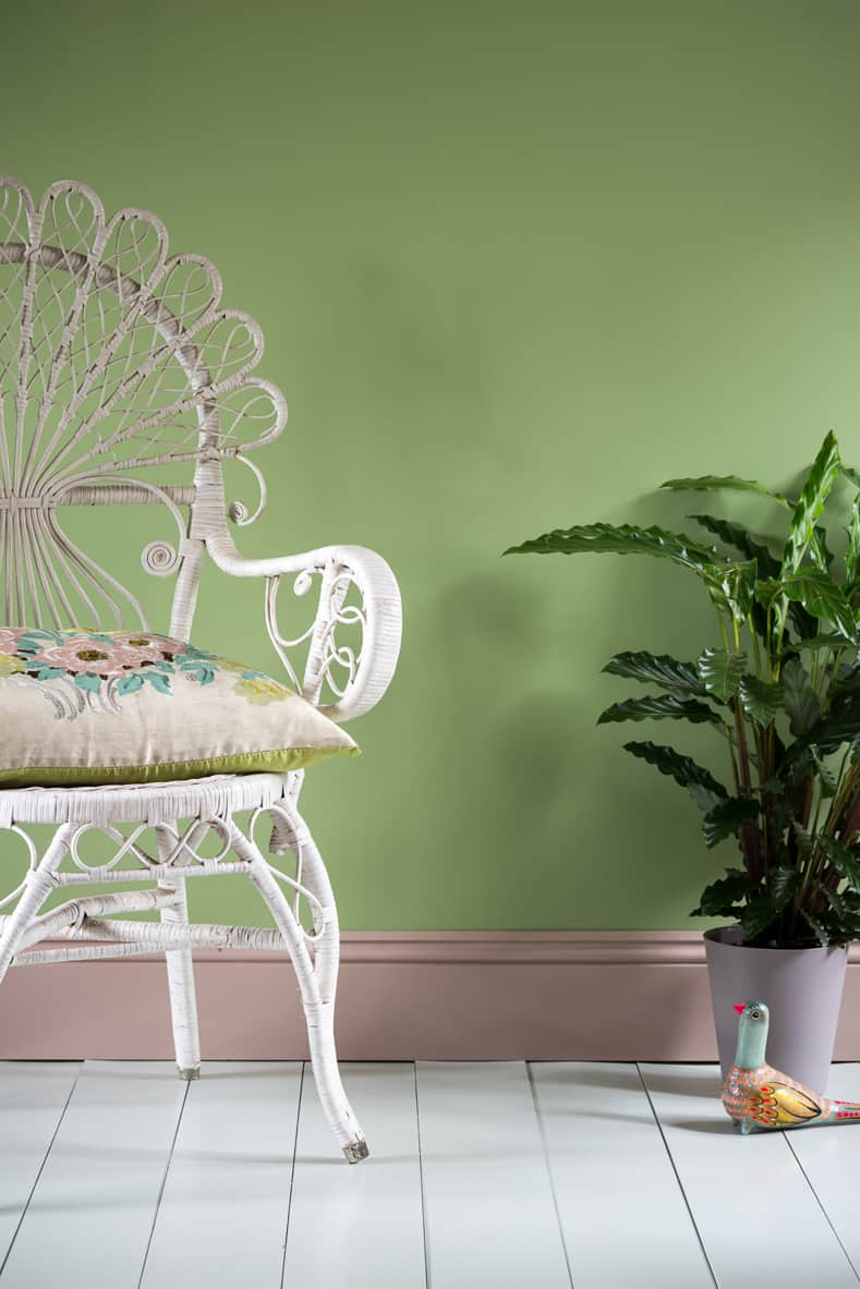 "Farrow and Ball ""Yeabridge Green"" 
