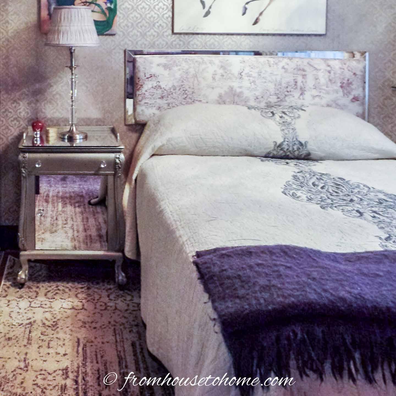 Purple Bedroom Accessories 2017