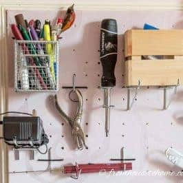 Craft Room Organization: 10 Simple Storage Ideas