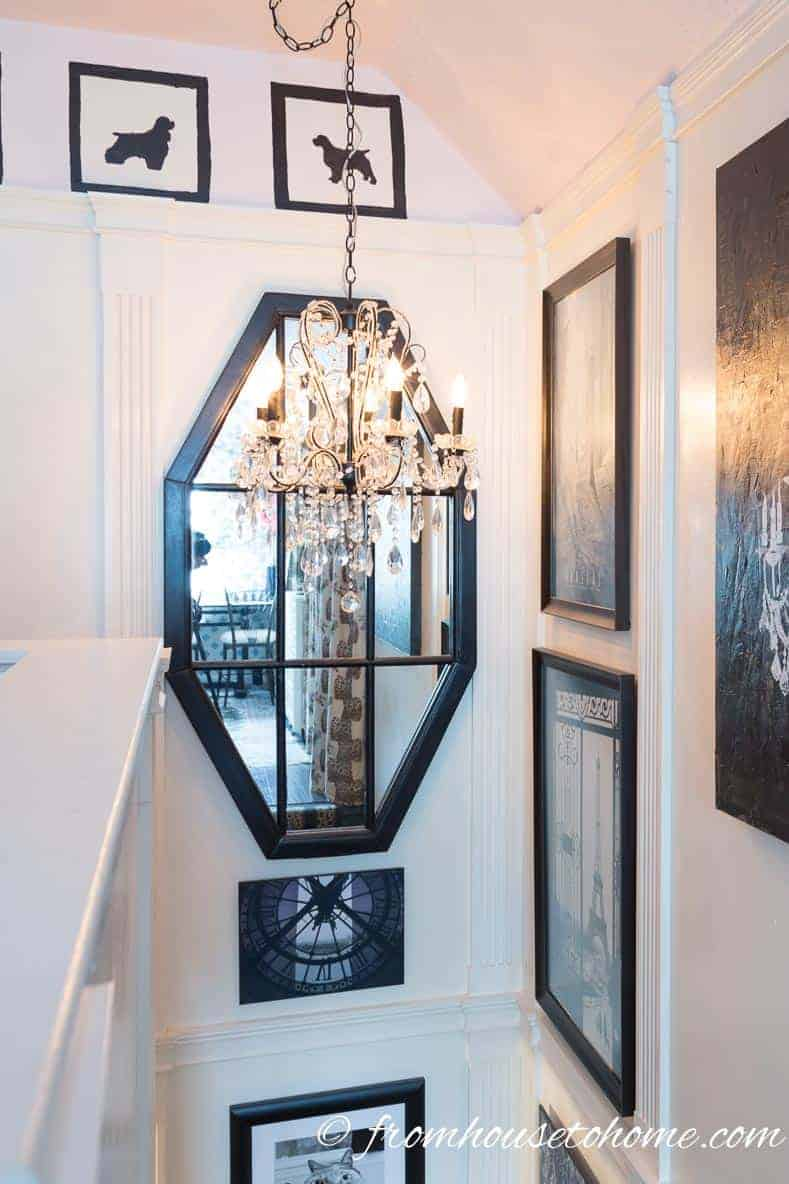 Ways to decorate mirrors