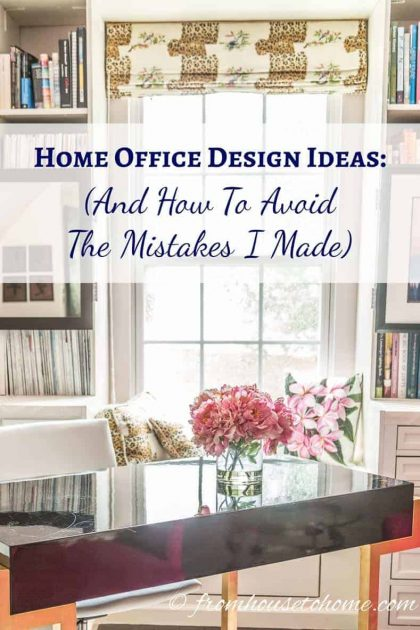 Home Office Design Ideas: Tips For A Functional and Comfortable Room