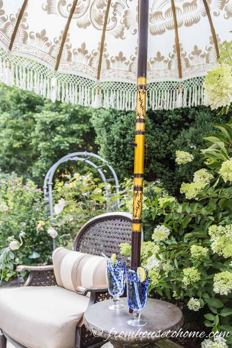 Small Patio Decorating Ideas That Make Your Deck Into An