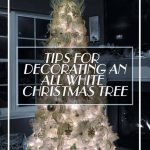 How to decorate a winter wonderland white christmas tree