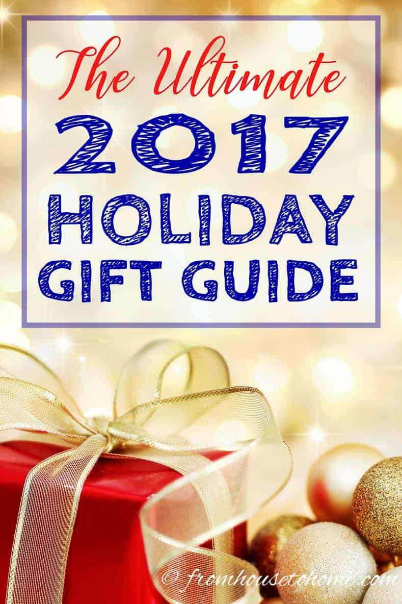 Still looking for gifts for your friends and family? From book lovers to crafters to gardeners, the ultimate holiday gift guide will help you find the perfect gift.