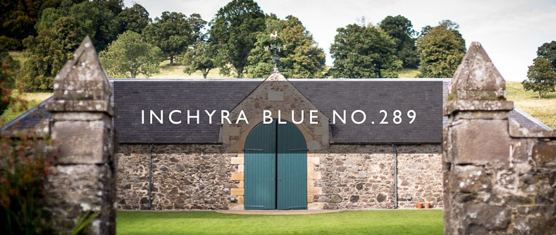 """Inchyra Blue"" by Farrow & Ball"