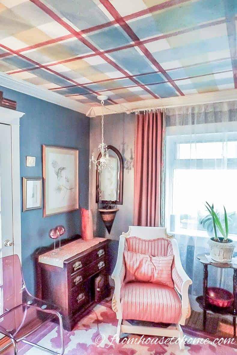 The original room