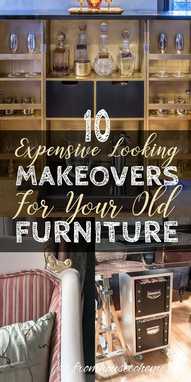 10 Expensive Looking Makeovers For Your Old Furniture