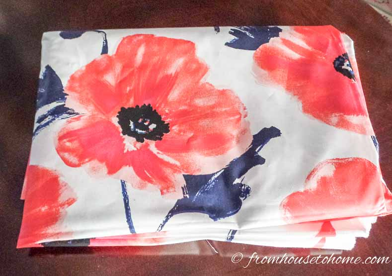 Kate Spade 'Poppies' fabric