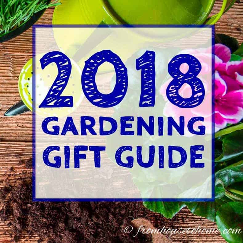 Small Living Room Makeover Ideas: 2018 Gardening Gift Ideas: 20 Of The Best Gifts For Gardeners