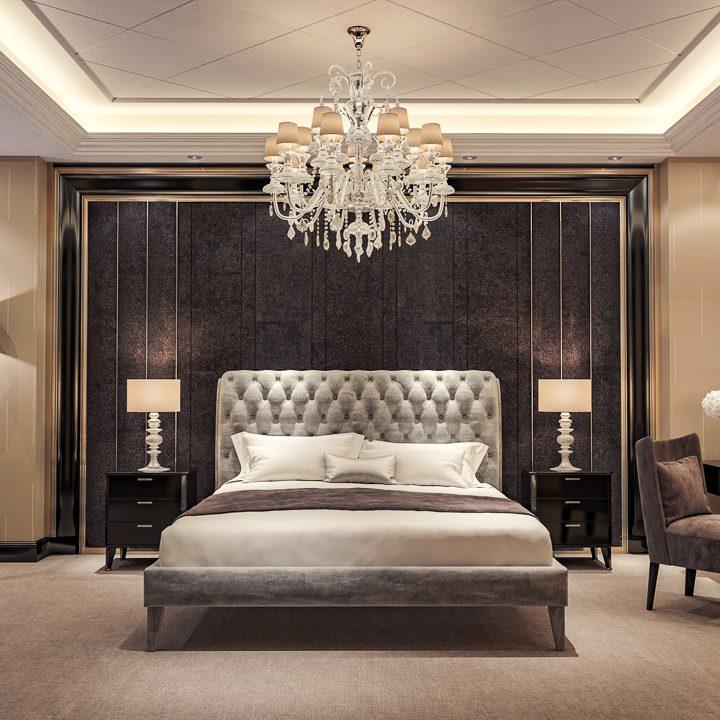 Black Bedroom Ideas: 10 Romantic Rooms With Black Bedroom