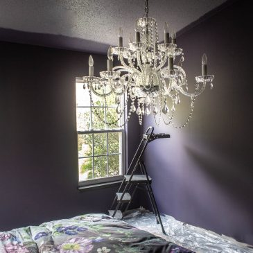 Master Bedroom Makeover Update and How to Prep and Paint Furniture