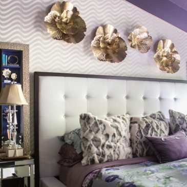 10 Purple Bedroom Decorating Ideas: How To Create A Stunning Master Bedroom