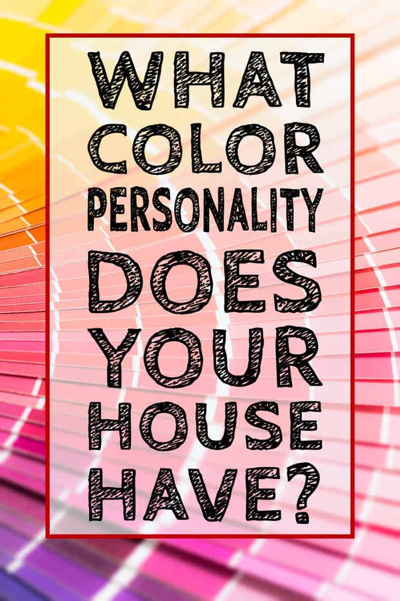 What color personality does your house have?