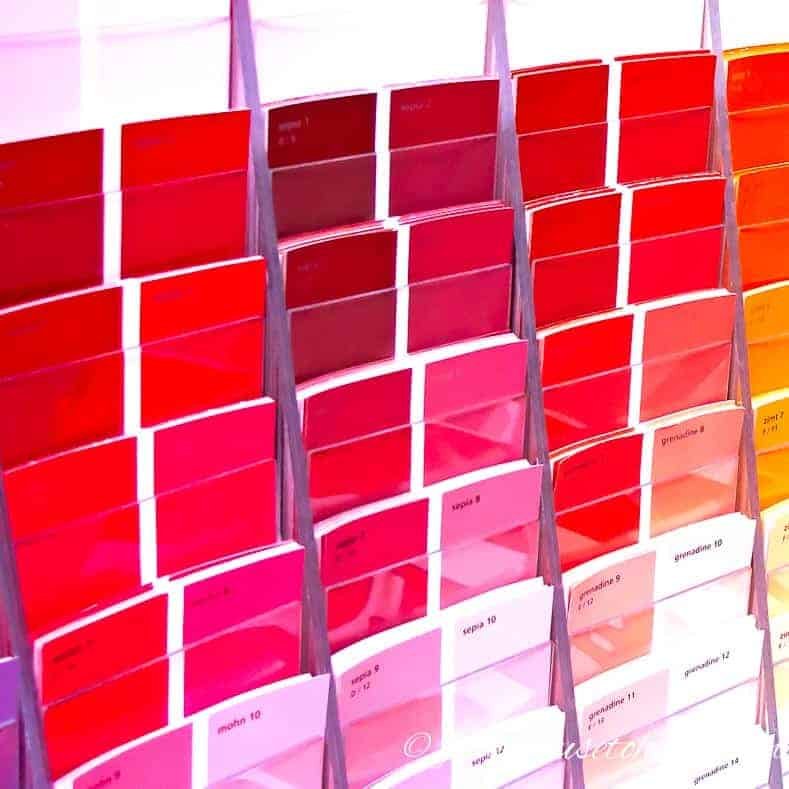 How To Choose Paint For Home: How To Choose The Right Paint Color (7 Steps To Help You