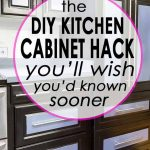 how to convert kitchen cabinet shelves to drawers