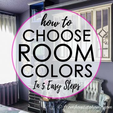 How To Choose A Color Scheme For A Room in 5 Easy Steps
