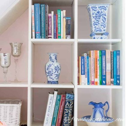 Vases look good and can be used for storage