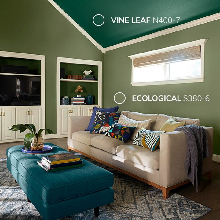 New Paint Color Trends: Sneak Preview Of The New 2019 Paint Color Trends