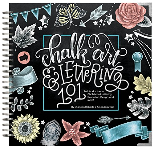Chalk Art book