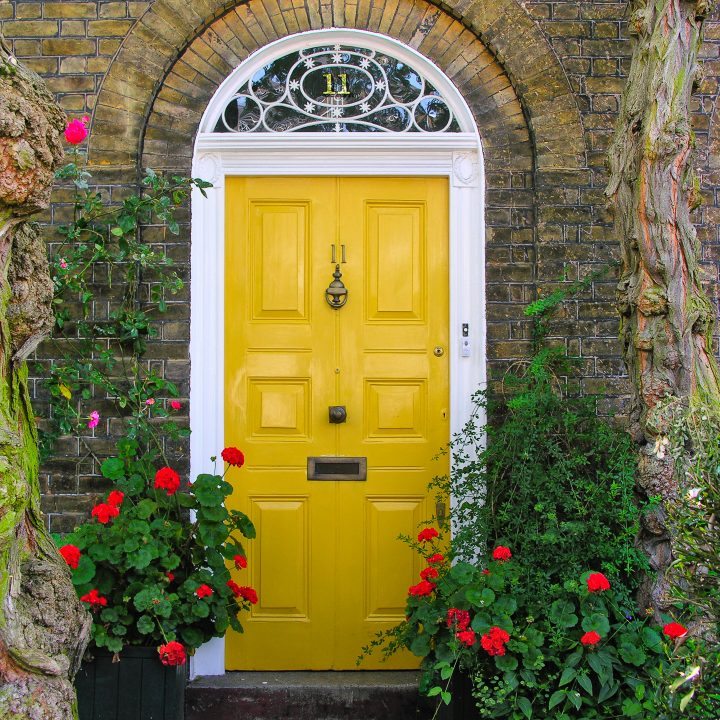 143 Best Painted Doors Images On Pinterest: The Most Popular 2019 Home Decor Trends (according To