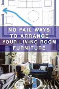 No fail ways to arrange your living room furniture