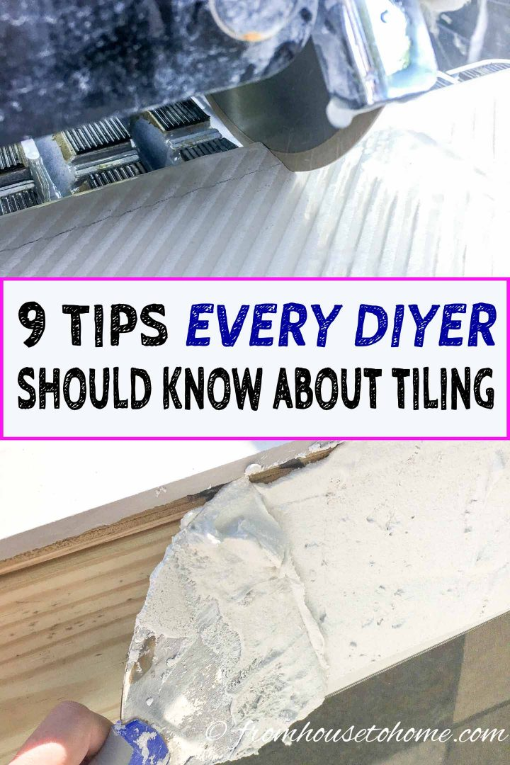 Tiling tips and tricks