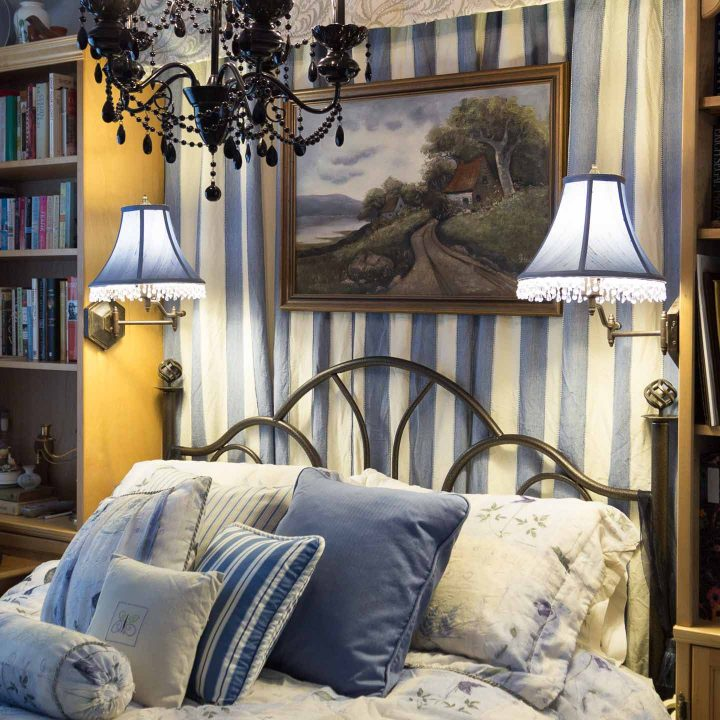 Space Saving Design Ideas For Small Bedrooms