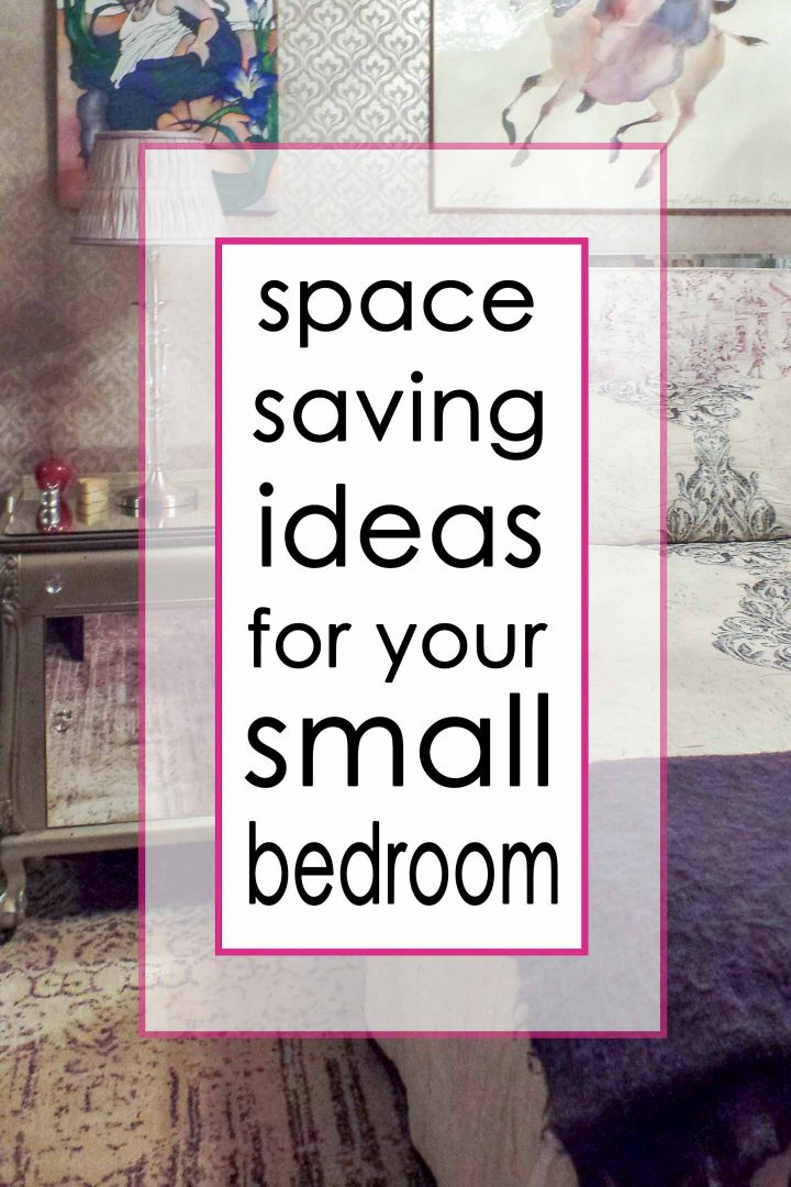small bedroom space saving design ideas