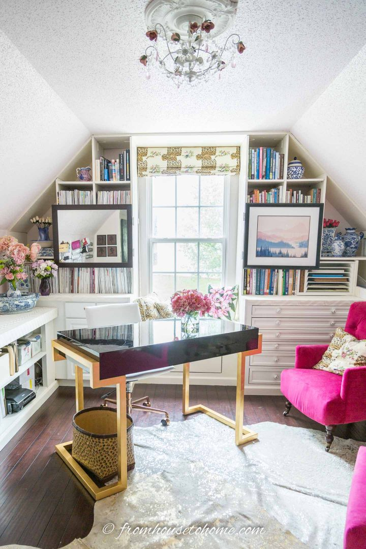 Home Library Decorating Ideas: Cozy Reading Room Ideas: 15 Creative Small Home Library
