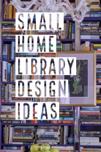 small library design ideas