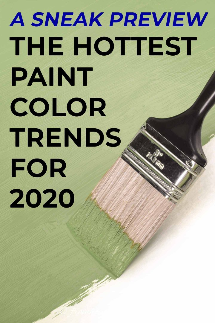 wonderful 2020 color paint living room ideas | 2020 Paint Color Trends