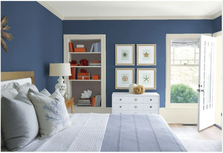 The Hottest 2020 Paint Color Trends