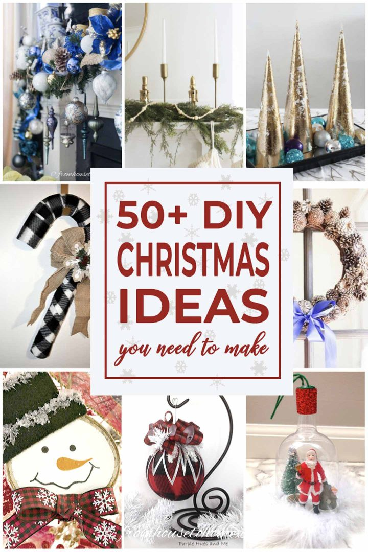 50 DIY Christmas ideas you need to make