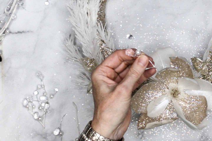 Glam pearl pick
