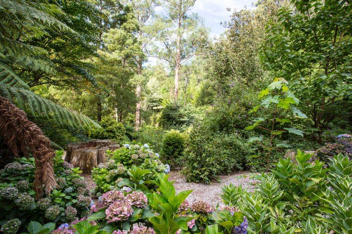 Alfred Nicholas Memorial Gardens in Melbourne, Australia