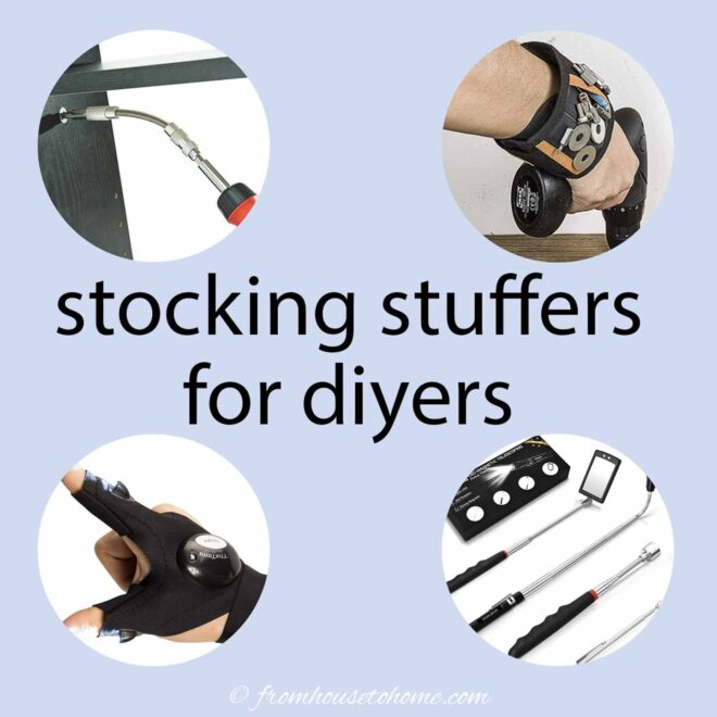 stocking stuffers for diyers