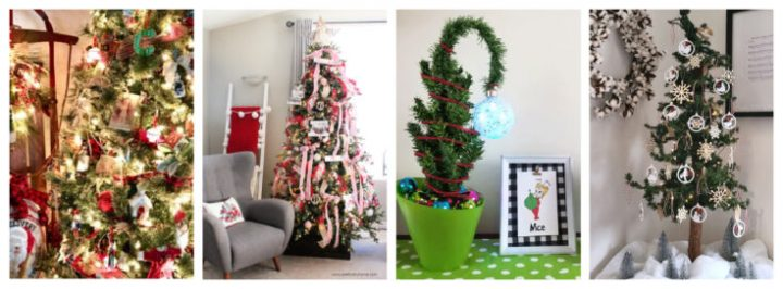4 Christmas tree decor ideas