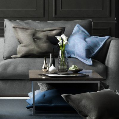 black room decor ideas