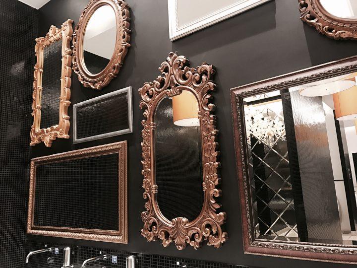 A gallery wall of mirrors ©bennnn - stock.adobe.com