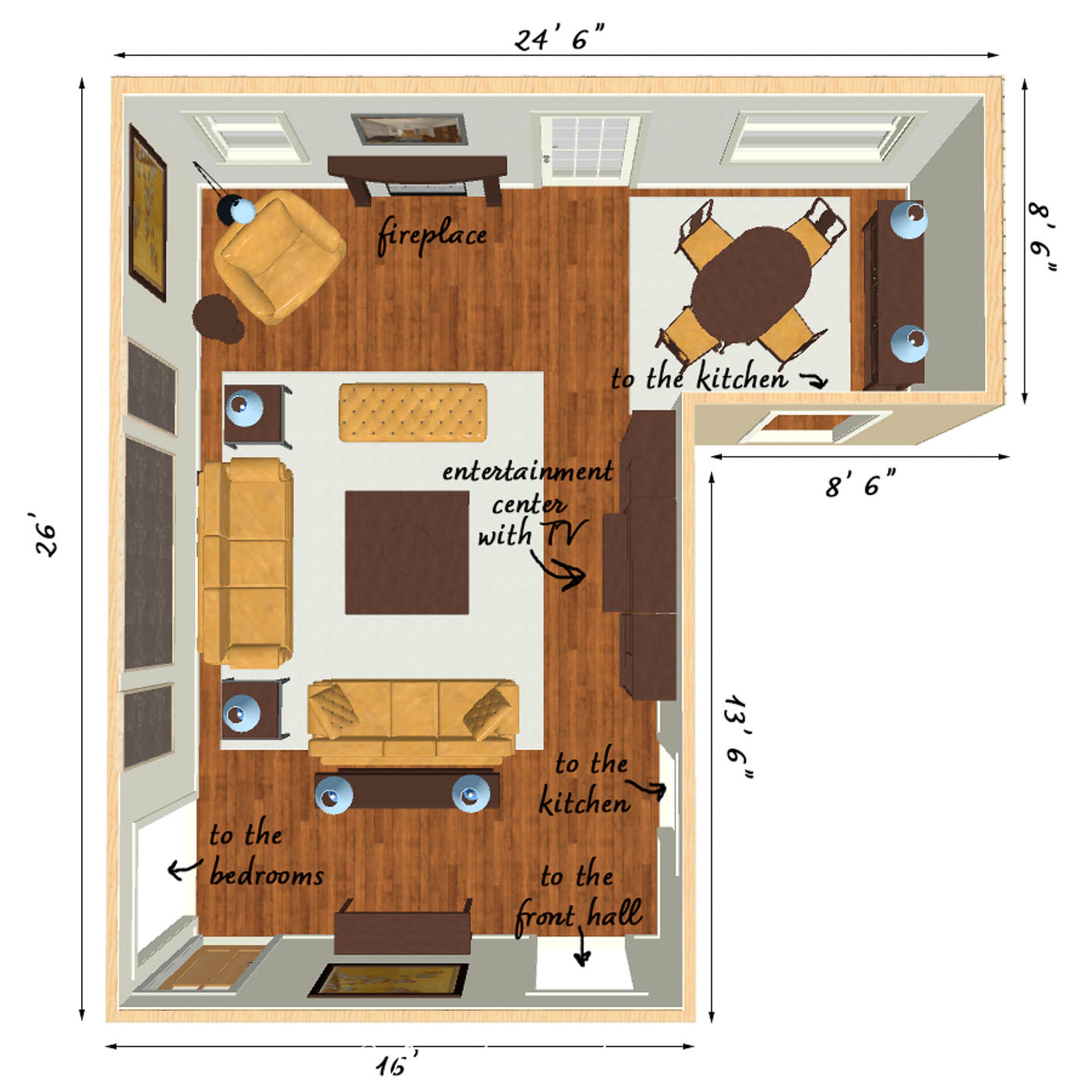 L Shaped Living Room Layout Ideas How To Arrange Your Furniture