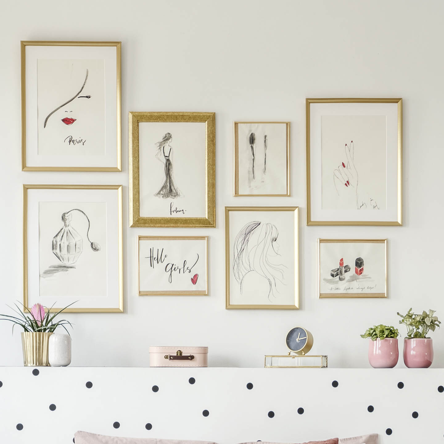 Gallery Wall Ideas 20 Creative Ways To Make A Picture Wall