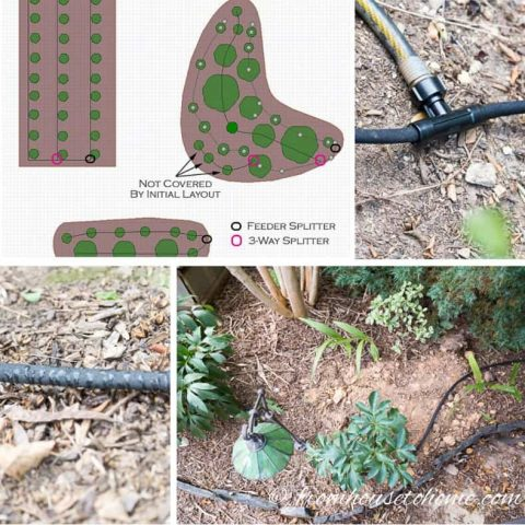 How to install soaker hoses to save water and time
